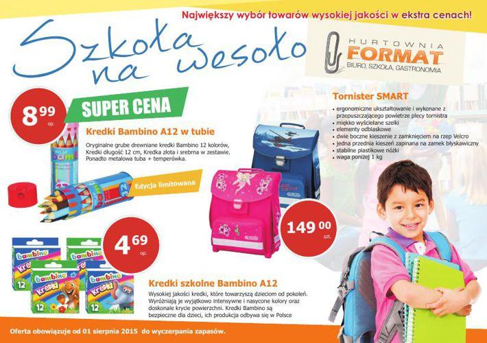 Szkoła na wesoło - Hurtownia Format