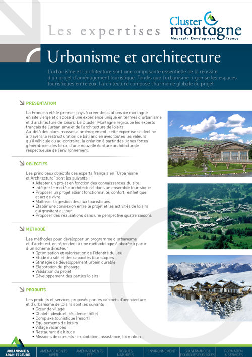 Fiches expertise