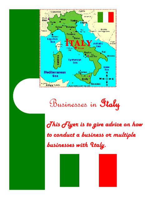 Business in Italy