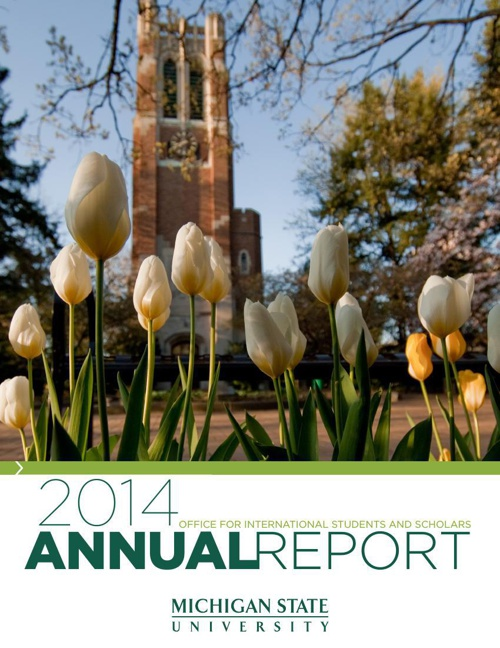 Michigan State University International Student Statistics