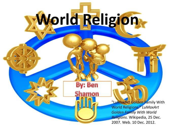World Religion Book