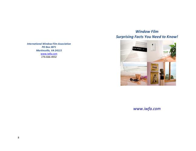 Booklet trial