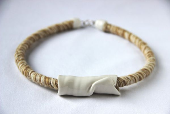 Porcelain Jewelry 2015 by Julie Tzanni