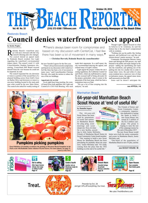 The Beach Reporter | October 20, 2016