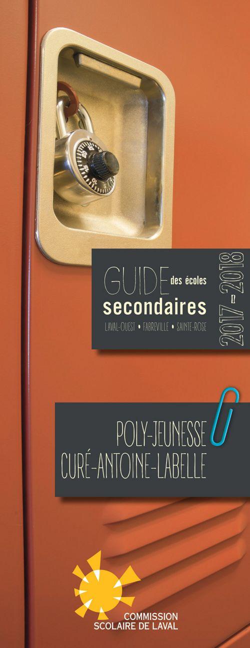 Guide Poly-Jeunesse et Curé-Antoine-Labelle 17-18