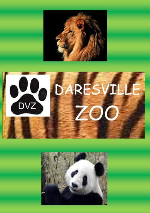 Daresville Zoo flipping book