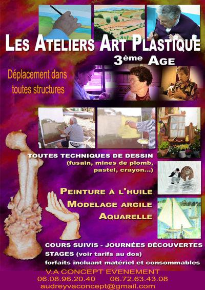 ateliers art recyclage musique enfant cirque centre loisir maiso