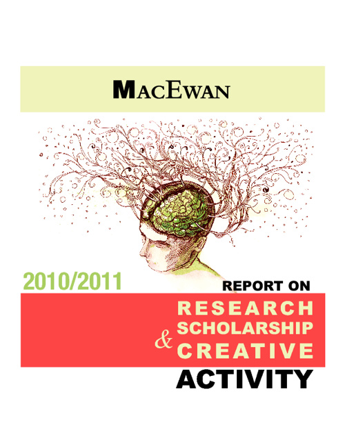 2010-2011 Report on Research, Scholarship and Creative Activity