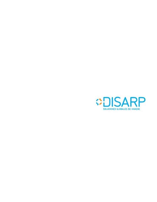 DISARP. Catálogo de Detergentes * www.disarp.com