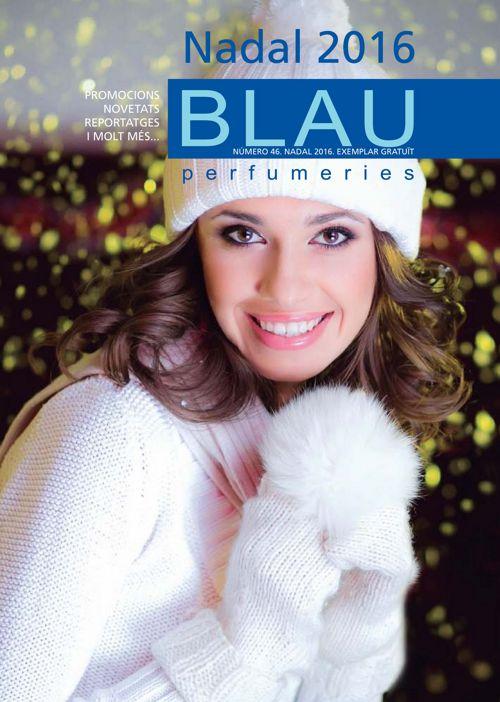 Revista Blau Navidad