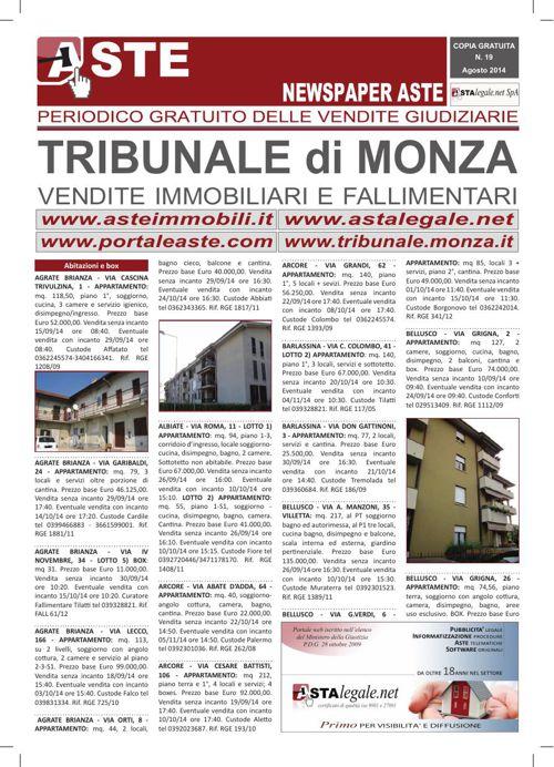 Monza agosto 2014