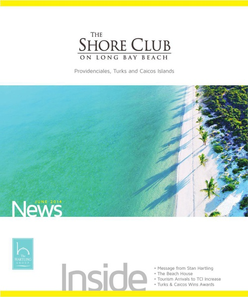 The Shore Club Newsletter | June 2014