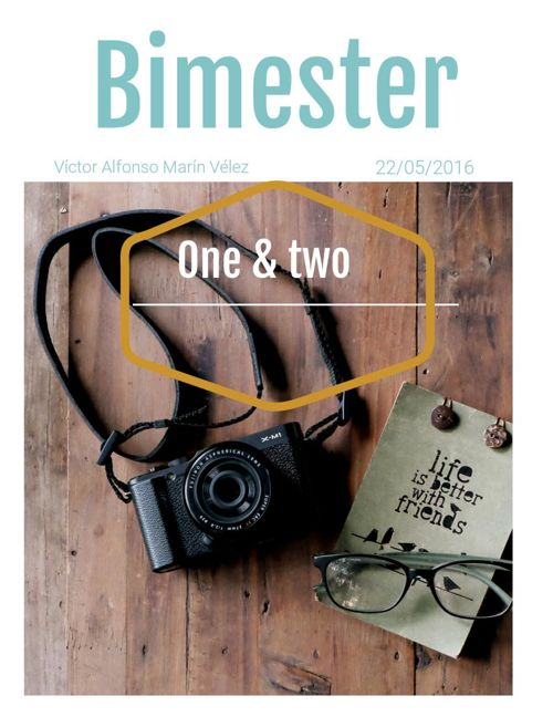 Bimester 1 and 2