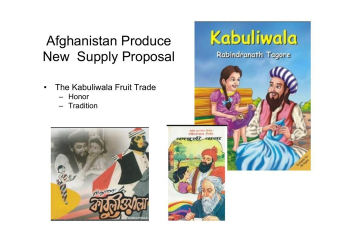 Afghan Produce Propectus 2014