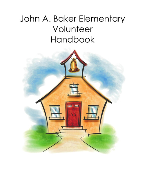 Baker Volunteer Handbook