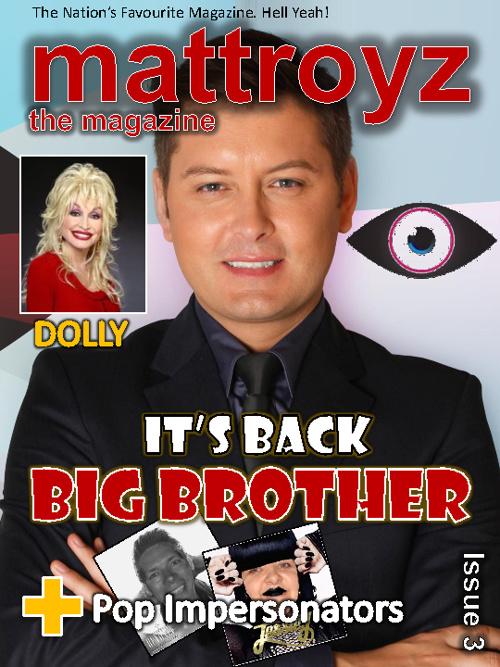 Mattroyz Magazine 3