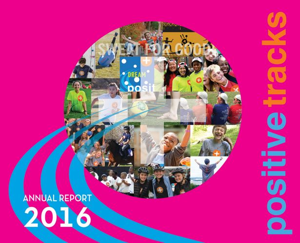 Positive Tracks 2016 Annual Report