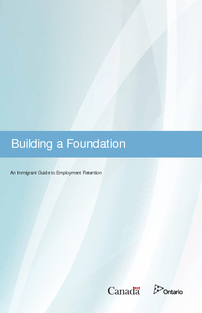Building a Foundation