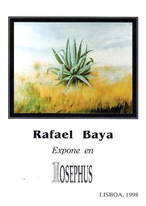 Exposición Rafael Baya 1998 Josephus