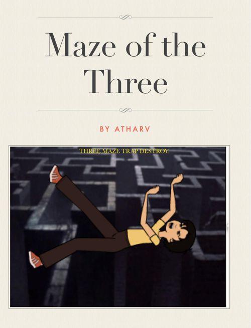 Maze of the Three