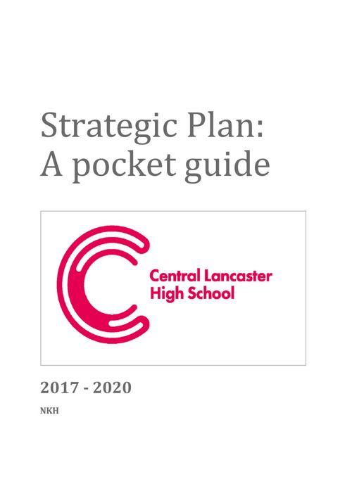 Central Lancaster High School Strategic Plan