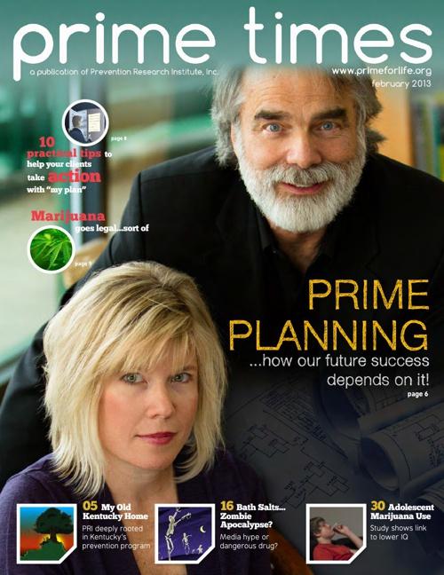 PRIME Times Feb 2013 Newsletter