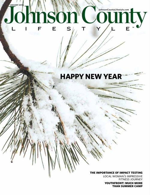 Johnson County Lifestyle January 2013