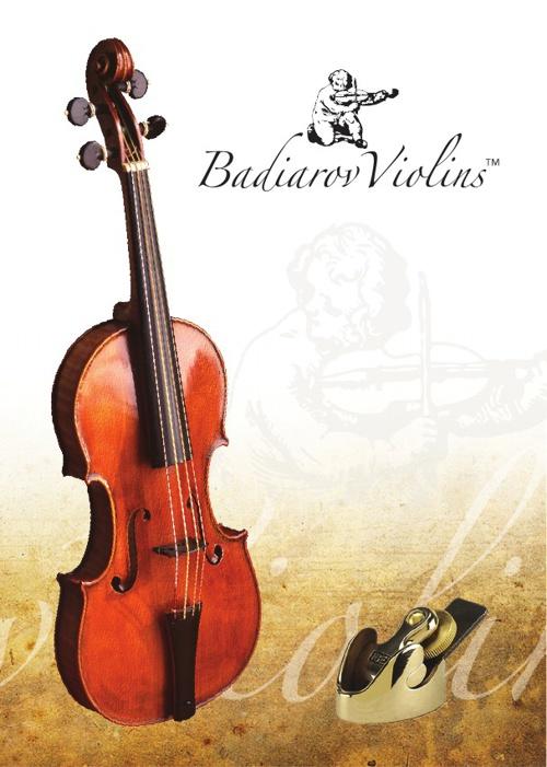 Badiarov Violins