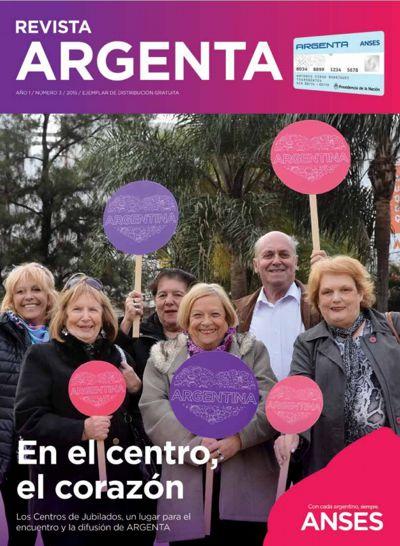 Revista ARGENTA, septiembre 2015