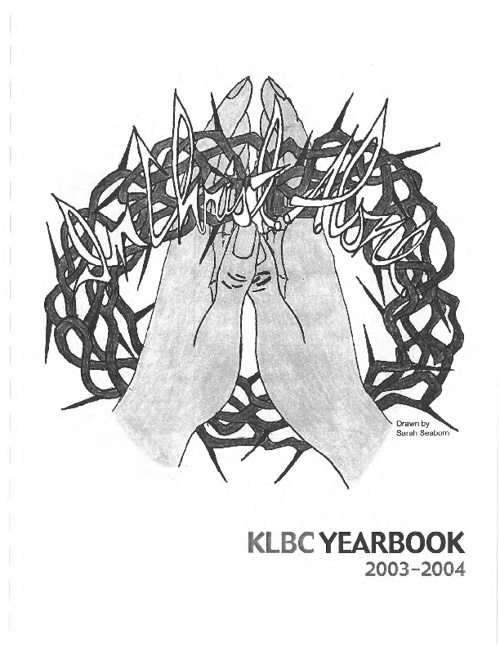 2003-2004 Yearbook