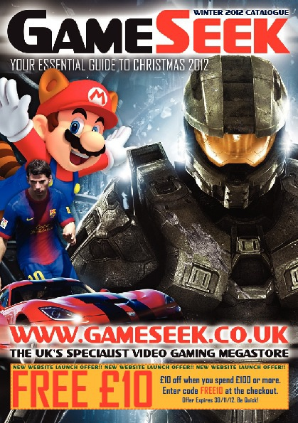 Gameseek.co.uk - Catalogue 2012