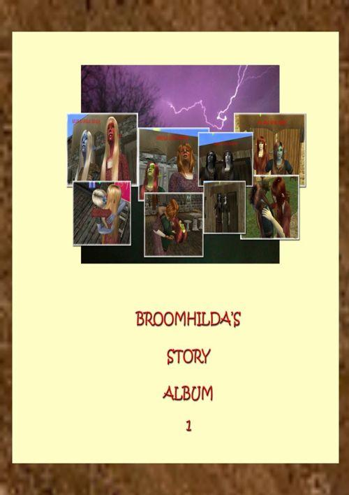 BROOMHILDA'S STORY ALBUM