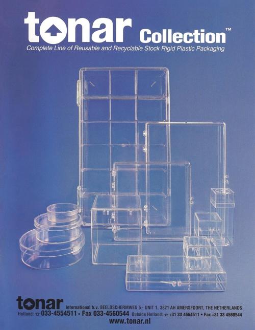 Tonar Collection catalogus