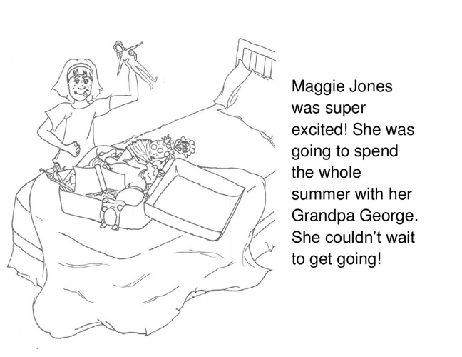 Maggie Jones and the Legend of Star Island