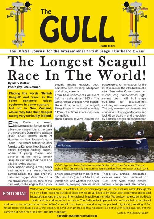 The Gull - Issue 1