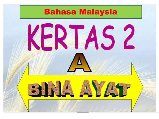 Copy of BAHASA MELAYU