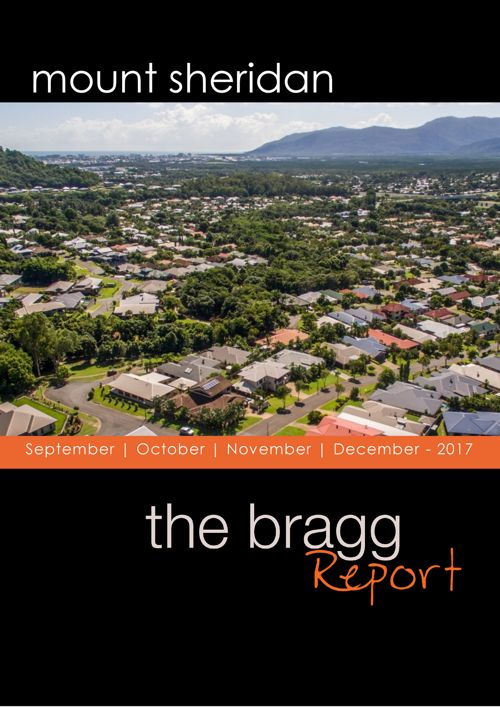 Bragg Quarterly Report - Mount Sheridan