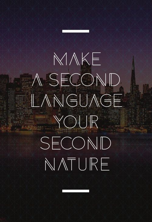 GROUPE LDL - MAKE A SECOND LANGUAGE YOUR SECOND NATURE