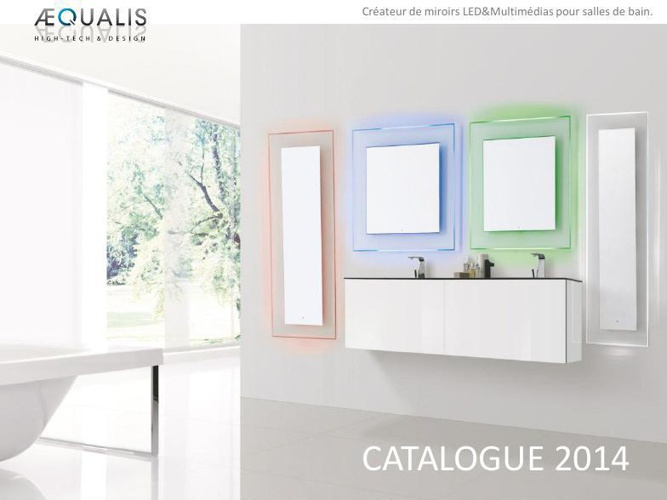 Catalogue miroirs Aequalis