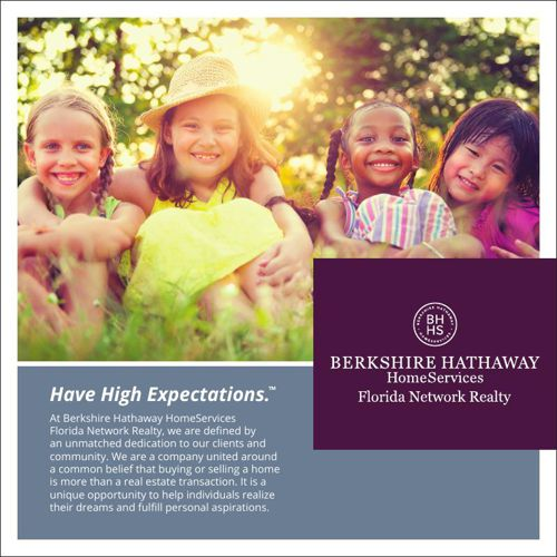Berkshire Hathaway HomeServices Florida Network Realty Brochure
