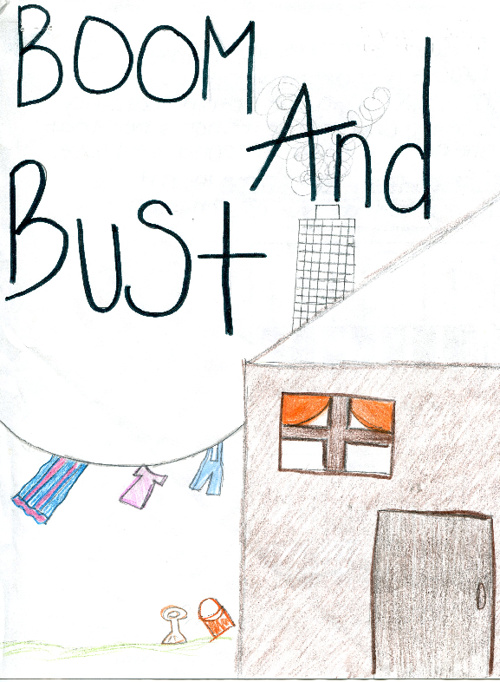 Boom Bust Diarys
