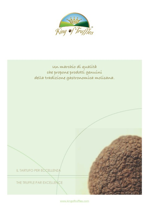 Catalogo KingOfTruffles 2012