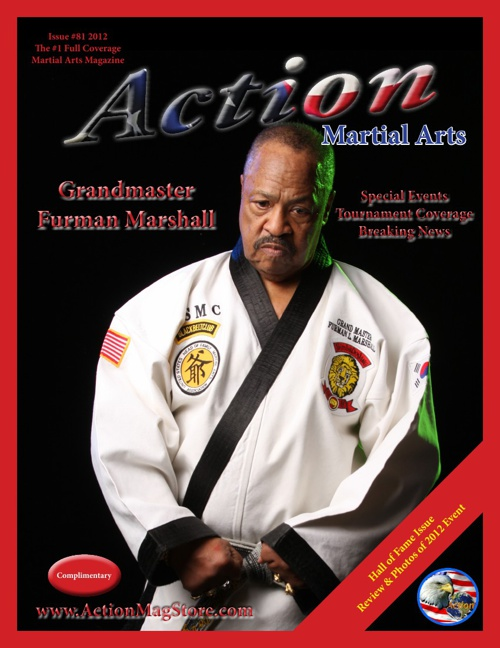 Action Martial Arts Magazine - Issue #81