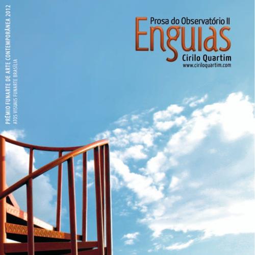 Catálogo Enguias - Cirilo Quartim