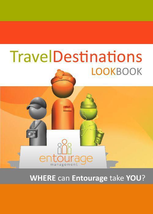 Travel Destinations LookBook
