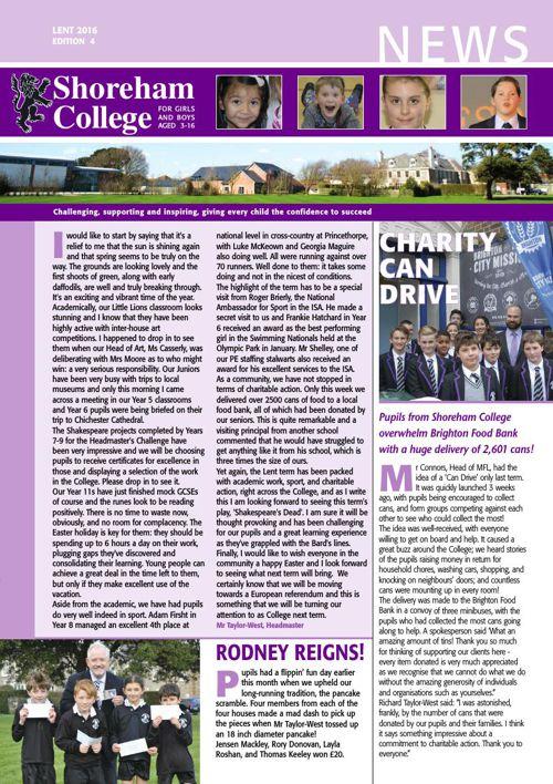 Lent 2016 Newsletter 2