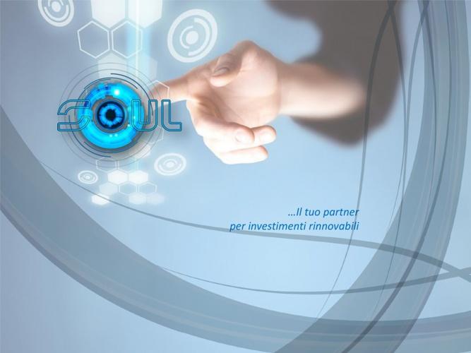 Presentazione Soul Investment 2013