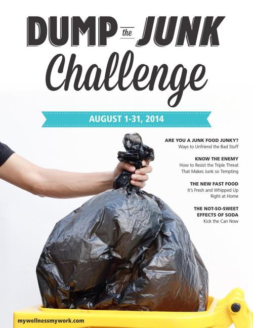 Dump the Junk Challenge