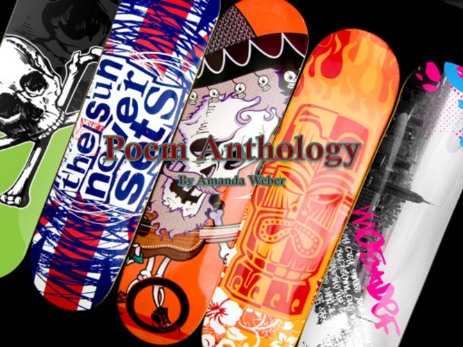 My Skateboard anthology
