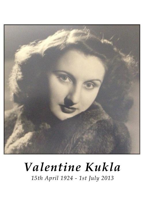 Valentine Kukla